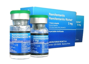 Remifentanilo Richet® 5mg Solución Inyectable I.V